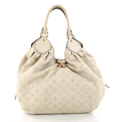 Louis Vuitton L-Hobo Mahina Leather Neutral 3140801