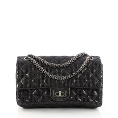 Chanel Accordion Reissue Shoulder Bag Quilted Aged 3141901