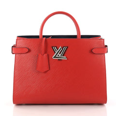 Louis Vuitton Twist Tote Epi Leather presented in Fall Winter 2017 Collection 3148501