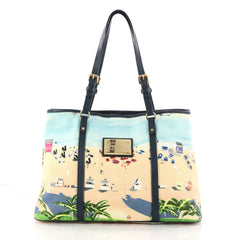Louis Vuitton Ailleurs Cabas Limited Edition Printed 3165202