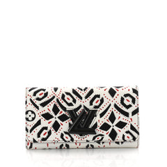 Louis Vuitton Twist Wallet Limited Edition Graphic White 3187303