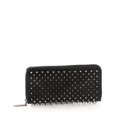 Christian Louboutin Panettone Wallet Spiked Leather 3187306
