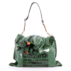 Louis Vuitton Raindrop Besace Handbag Patent Leather 3195101