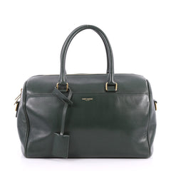 Saint Laurent Classic Duffle Bag Leather 6 3196504