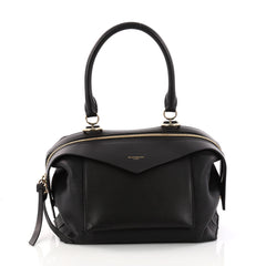 Givenchy Sway Bag Leather Small Black 3203101