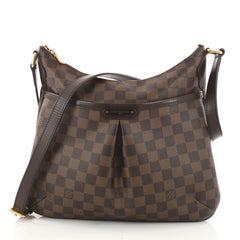 Louis Vuitton Bloomsbury Handbag Damier PM Brown 3214302