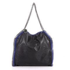 Stella McCartney Falabella Tote Faux Leather Small Black 3215004