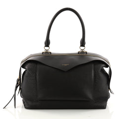 Givenchy Sway Bag Leather Medium Black 3224001