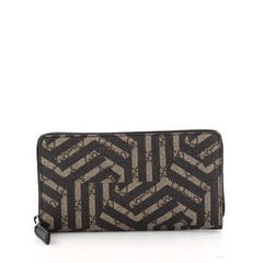 Gucci Zip Around Wallet Caleido Print GG Coated Canvas 3260603