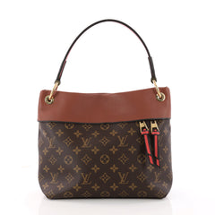 Louis Vuitton Tuileries Besace Bag Monogram Canvas with 3275602
