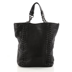 Bottega Veneta Convertible Chain Tote Leather with 3275802