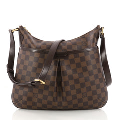 Louis Vuitton Bloomsbury Handbag Damier PM Brown 3275903