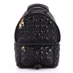 Louis Vuitton Palm Springs Backpack Matelasse Leather PM 3283702