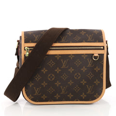 Louis Vuitton Bosphore Messenger Bag Monogram Canvas PM 3286904