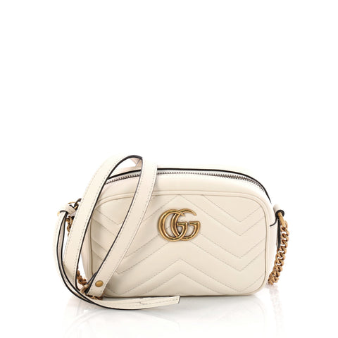 1fd122bc8d6 Buy Gucci GG Marmont Shoulder Bag Matelasse Leather Mini 3288201 – Rebag