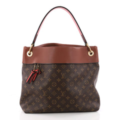 Louis Vuitton Tuileries Hobo Monogram Canvas with 3292601