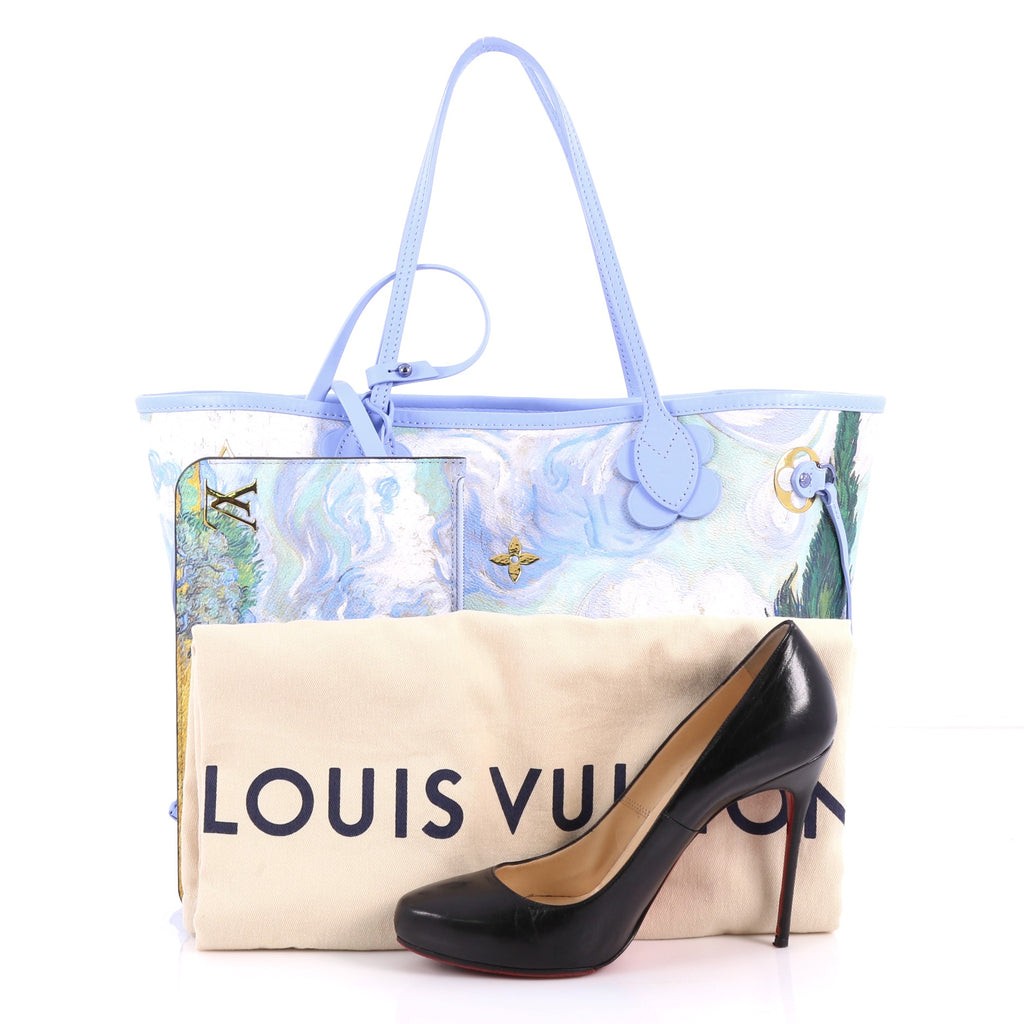 86affdc08822 Buy Louis Vuitton Neverfull NM Tote Limited Edition Jeff 3300301 – Rebag