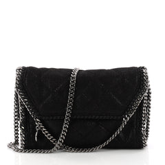 Stella McCartney Falabella Fold Over Flap Crossbody Bag 3302901