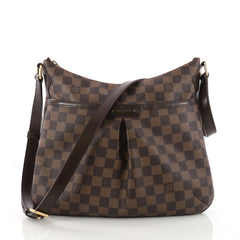 Louis Vuitton Bloomsbury Handbag Damier PM Brown 3303202