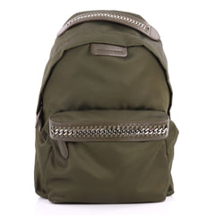 Stella McCartney Falabella Go Backpack Nylon Medium 3307101