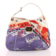 Louis Vuitton Galliera Handbag Limited Edition Riviera 3338517