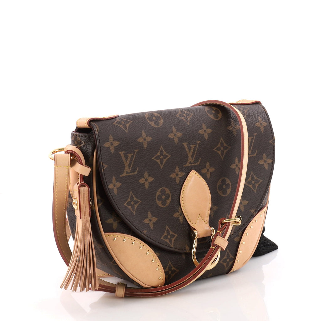 8251090e35ff Buy Louis Vuitton Saint Cloud Handbag NM Monogram Canvas 3339602 – Rebag