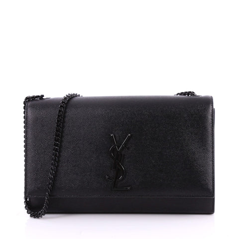 1904be4ce7ec Buy Saint Laurent Classic Monogram Crossbody Bag Grainy 3341704 – Rebag