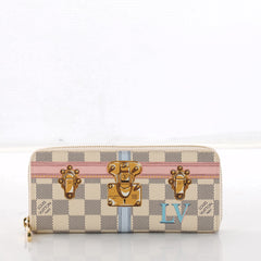 Louis Vuitton Clemence Wallet Limited Edition Damier 3368701