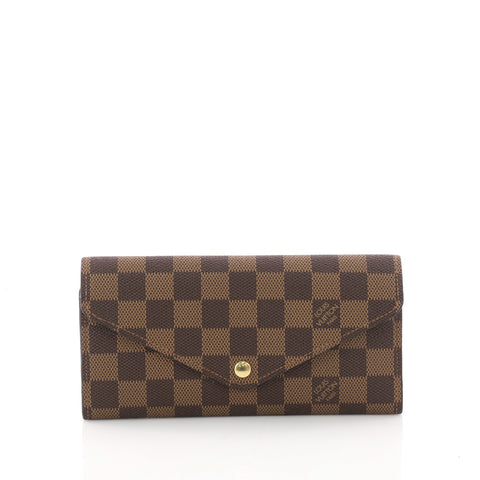 b6b5c017b965 Buy Louis Vuitton Josephine Wallet NM Damier Brown 3369301 – Rebag