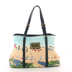 Louis Vuitton Ailleurs Cabas Limited Edition Printed 3370301