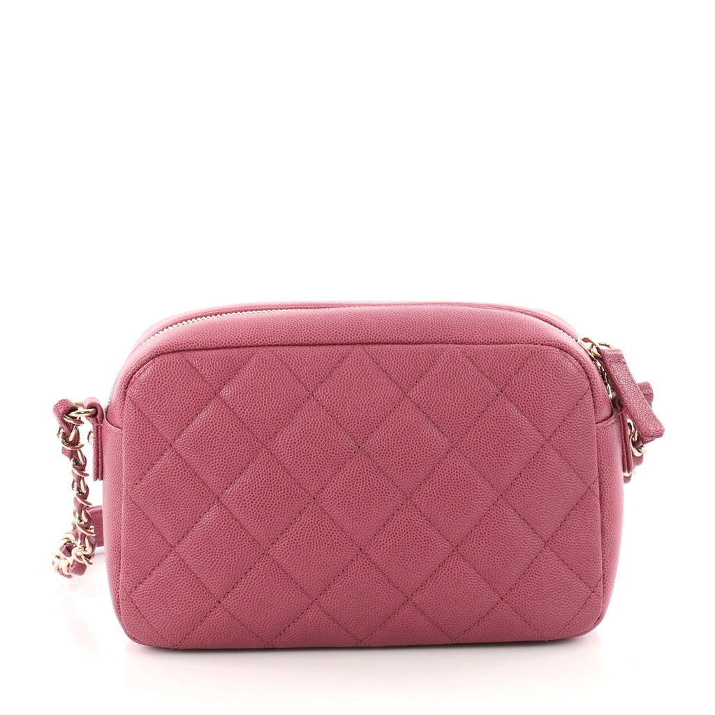 87313d34a027 Buy Chanel Business Affinity Camera Case Bag Quilted Caviar 3371001 ...