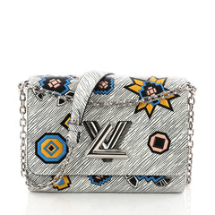 Louis Vuitton Twist Handbag Limited Edition Azteque Epi 3392501