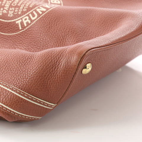 9d188fab815 Trunks and Bags Shoe Bag Tobago Leather