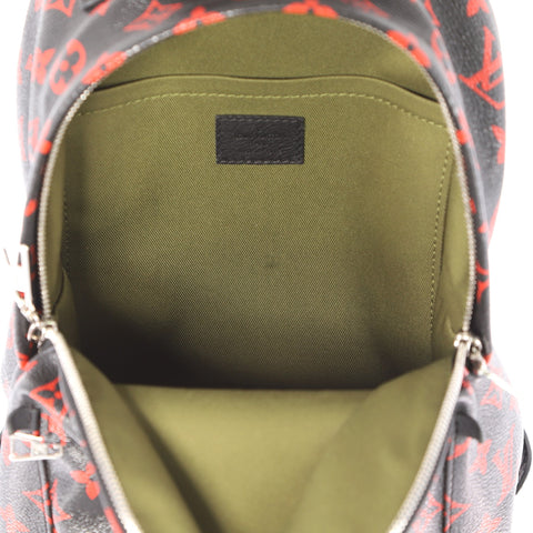 4667b6623ea Palm Springs Backpack Limited Edition Monogram Infrarouge PM