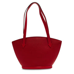 Saint Jacques Handbag Epi Leather PM Long Straps