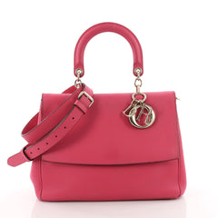 Christian Dior Be Dior Bag Smooth Leather Small Pink 3444105