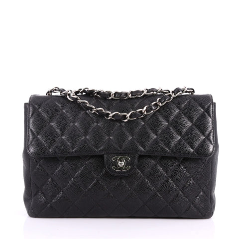 2ca215da4fa493 Buy Chanel Vintage Square Classic Single Flap Bag Quilted 3451501 – Rebag