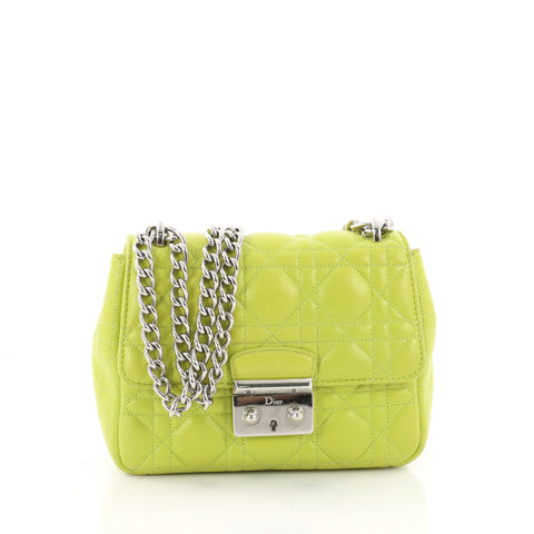Buy Christian Dior Miss Dior Long Chain Handbag Cannage 3459601 Rebag