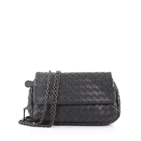 34fd50892f Buy Bottega Veneta Expandable Chain Crossbody Bag 3460602 – Rebag