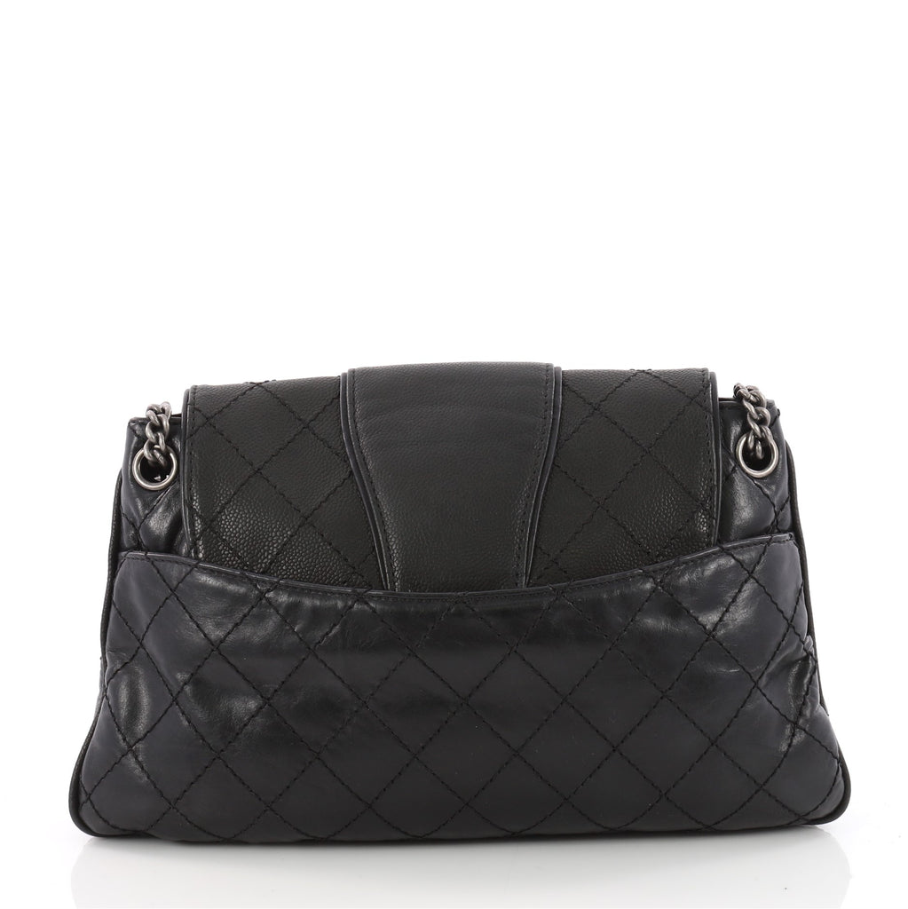 fd3293403c36 Buy Chanel Bubble Graphic Messenger Quilted Calfskin with 3463103 ...