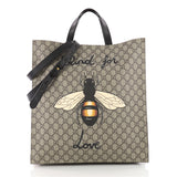 Gucci Convertible Soft Open Tote Printed GG Coated 3465302
