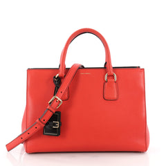 Dolce & Gabbana Clara Tote Leather Red 3469701