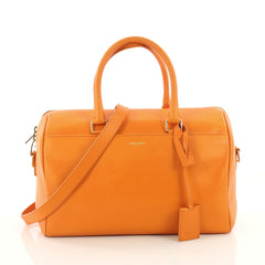 Classic Duffle Bag Leather 12