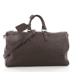 Louis Vuitton Keepall Bandouliere Bag Monogram 3485101