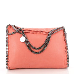 Stella McCartney Falabella Fold Over Bag Shaggy Deer 3488901