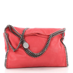 Stella McCartney Falabella Fold Over Bag Shaggy Deer 3495003
