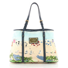 Louis Vuitton Ailleurs Cabas Limited Edition Printed 3524401