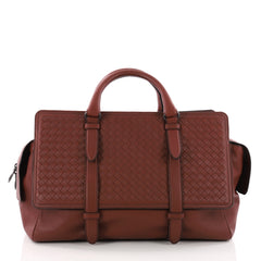 Bottega Veneta Monaco Handbag Nappa Leather With Brown 3540003