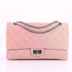 Chanel Reissue 2.55 Handbag Quilted Ombre Lambskin 227 3552101