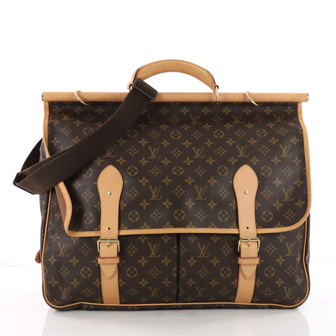 84457940099 Buy Louis Vuitton Sac Chasse Hunting Bag Monogram Canvas 3560101 – Rebag